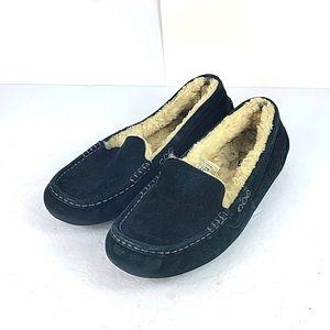 UGG Australia 3312 Black Slippers